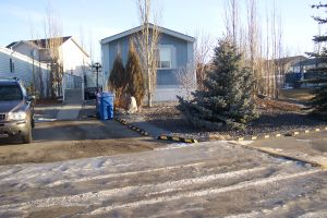 SOLD! #9 900 Ross Street Crossfield Alberta
