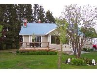 Home and shop on 4 acres near Sundre - Mountain View County, Alberta
