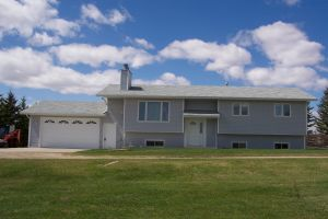 SOLD! 19 Acres west of Airdrie