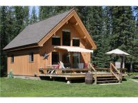 SOLD! River front cabin on 80 acres - Mountain View County, Alberta
